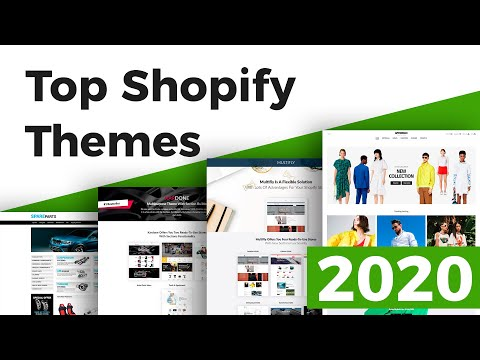 Product Theme Templates Shopify